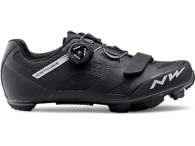 Northwave Razer kengät Naiset, black